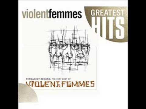 American Music- Violent Femmes- studio
