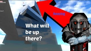 ROBLOX - Runners Path (CLIMBING THE HIGHEST BUILDING!!)