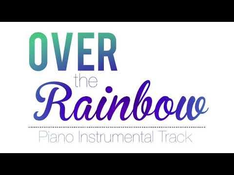 Over the Rainbow (Piano Instrumental Karaoke Track)  |  Cherish Tuttle