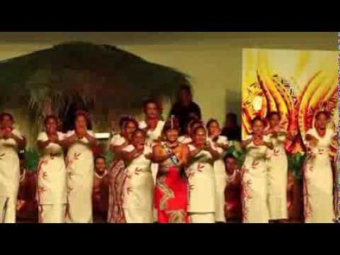 Miss American Samoa 2013 Arrielle Maloata Farewell