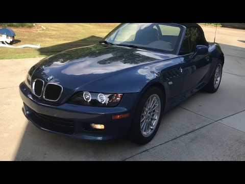 2001 BMW z3 3.0 Review