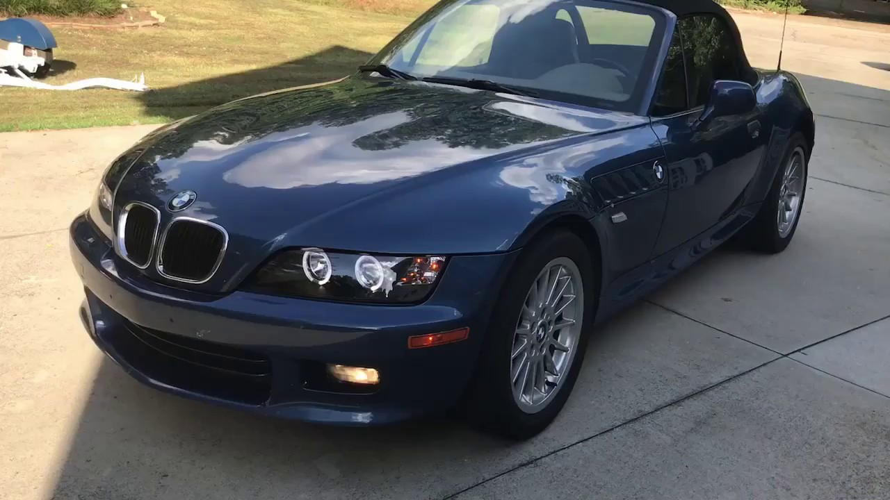2001 Bmw Z3 3 0 Review Youtube