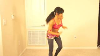 Zumba - Crazy Kiya Re (Bhangra Cool down).MP4