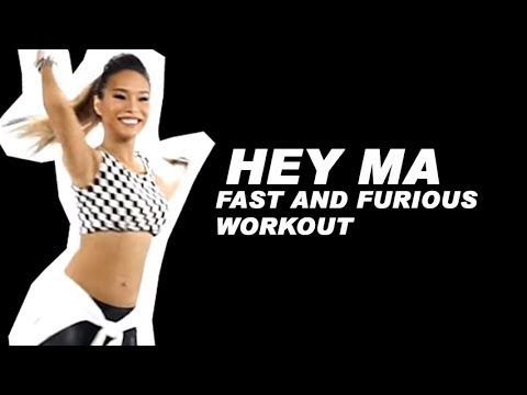 Hey Ma - Pitbull & J Balvin -ft Camila Cabello |Fast and Furious Workout |Zumba Fitness |Michelle Vo