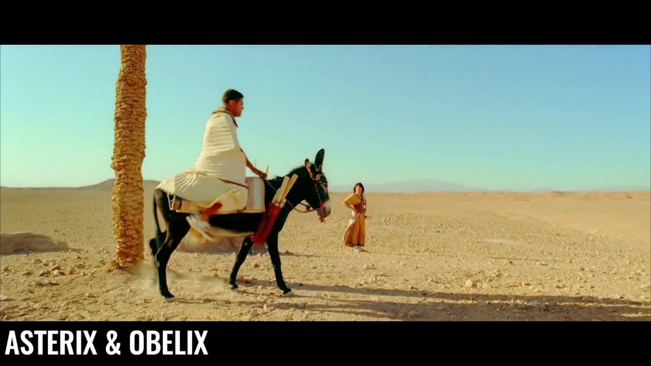Astérix et Obélix : Mission Cléopâtre - Scène culte – Hue Cannabis !