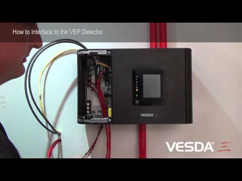 VESDA-E VEP: How to Interface to the Detector