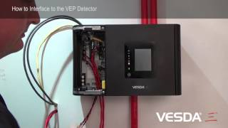 VESDA-E VEP/VEU/VES: How to Interface to the Detector