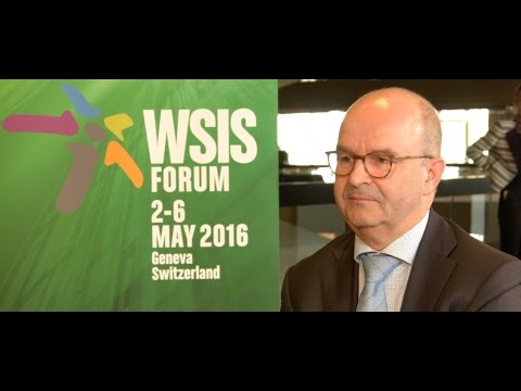 WSIS 2016 INTERVIEW: Leon Strous, President, International Federation for Information Processing.
