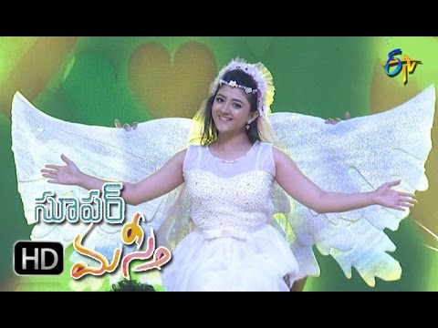 Kotha Kotha Basha Song | Shriya Sharma Dance Performance | Super Masti | Tenali | 2nd April 2017