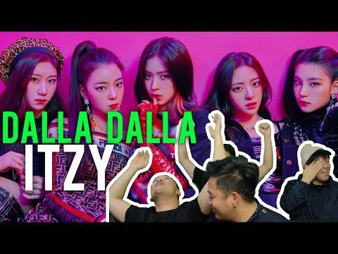 """FINALLY! ~ ITZY getting that """"DALLA DALLA"""" (MV+Live Reaction)"""