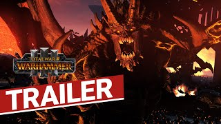 Trial By Fire Trailer - Total War: WARHAMMER III