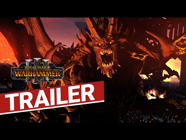 Total War: Warhammer 3 (видео)