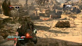 Gears3 TDM Trenches 122811 With SplosiveDiarrhea