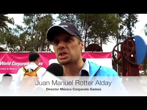 World Corporate Games Mexico 2015