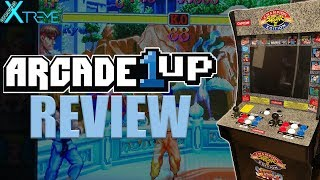 """Arcade 1UP Cabinet Review (Street Fighter) - """"Bringing the Arcade Home"""" 
