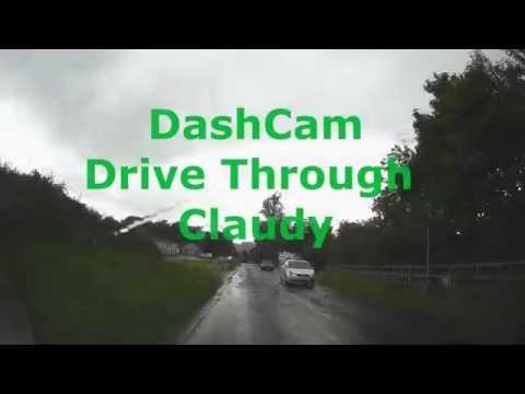 DashCam Drive Through Claudy