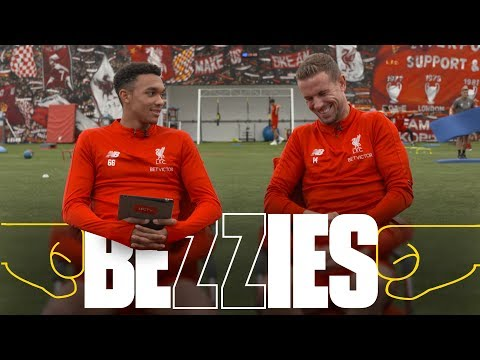 BEZZIES with Hendo and Trent | Who is the Alicia Keys superfan?
