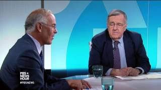 Shields and Brooks on Trump's 'birther' lie, Clinton's 'deplorables' effect