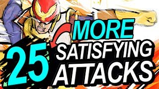 25 MORE Satisfying Attacks in Super Smash Bros. Ultimate
