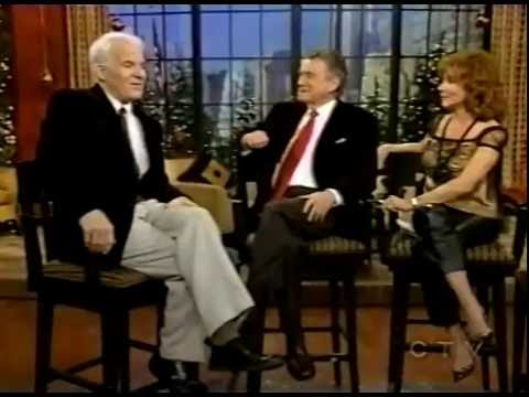 STEVE MARTIN HAS FUN WITH REGIS & JOY