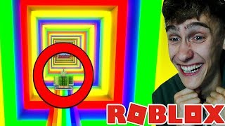 LARGEST RAINBOW WATERSLIDE IN THE WORLD IN ROBLOX!