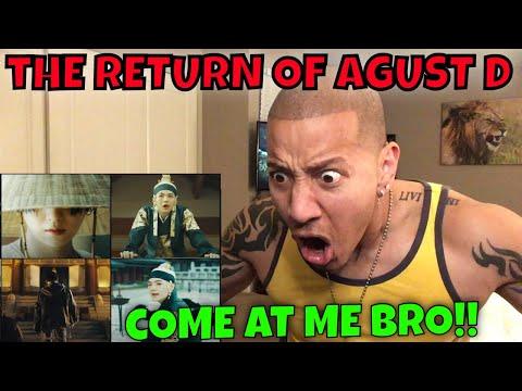 Agust D '대취타' (Daechwita) MV Reaction | SUGA IS A GENIUS!!
