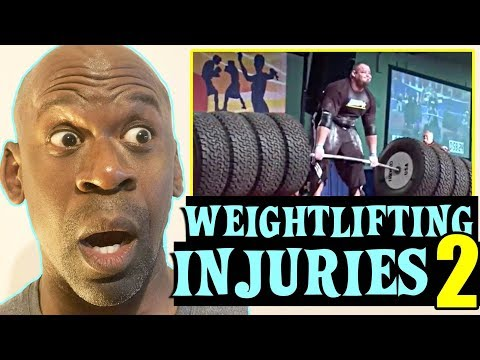 Real Doctor Reacts To WEIGHTLIFTING INJURIES (Part 2)
