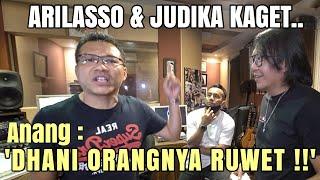 Download lagu ANCUR !!! LASSO, ANANG, JUDIKA KUMPUL DI STUDIO
