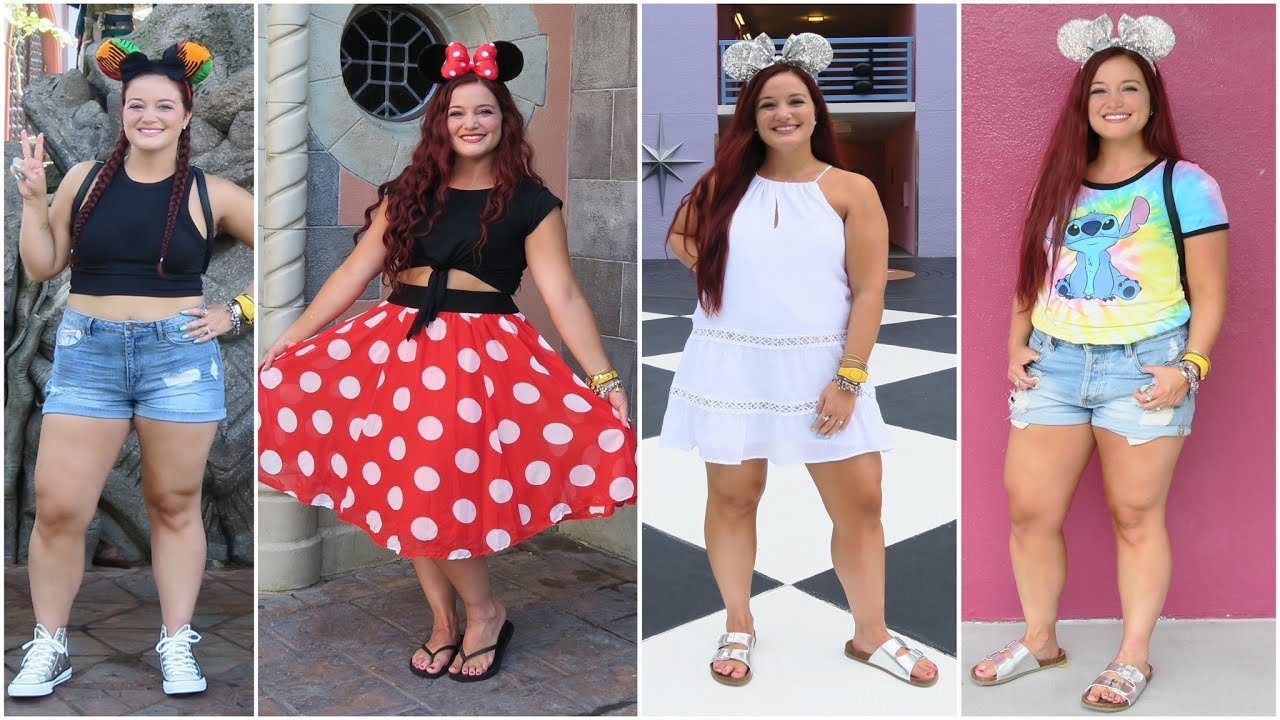 a25b5e82e9ca WALT DISNEY WORLD LOOKBOOK