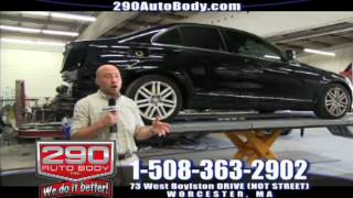290 Auto Body - - October 6, 2012 - WorcesterTV.com - Used Cars Worcester, Ma