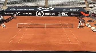 WSG Open 2018 - Katarzyna KAWA (POL) vs. Polina LEYKINA (RUS)