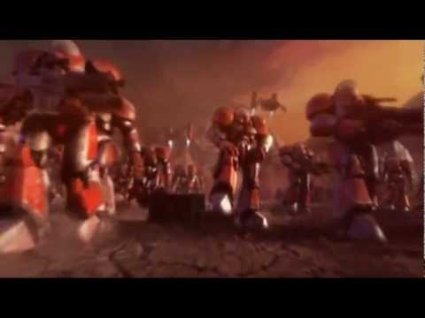 Sabaton - Unbreakable (Starcraft videoclip) HD