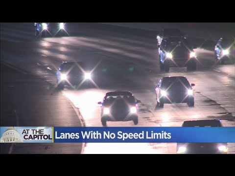 Tony Sandoval on The Breeze - California to Add Lanes with NO SPEED LIMIT to Major Highways