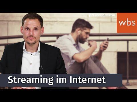 Worauf Muss Ich Beim Streaming Im Internet Achten? - Wie Ist Die Rechtslage?   WBS - Die Experten