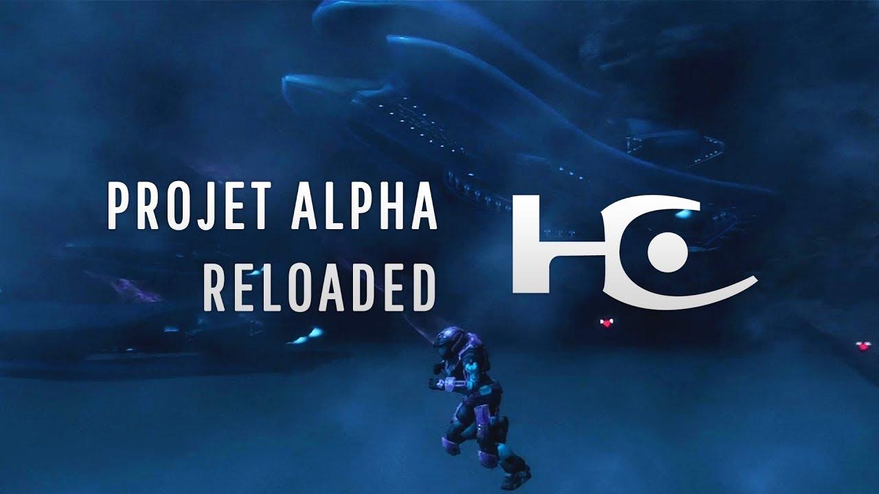 Projet Alpha [Reloaded] Nightfall (Halo Reach Glitches)