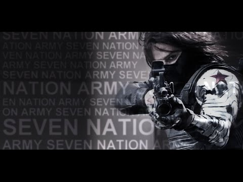 seven nation army | bucky barnes