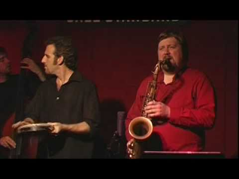 Pandeiro Jazz - Live at Jazz Standard (2 camera version)