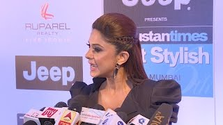 Maya AKA Jennifer Winget Gets Angry on Reporter at HT Most Stylist Awards