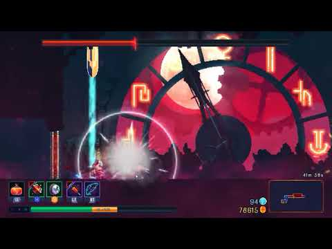 Dead Cells- Assassin Boss (Vitality - Shield build)