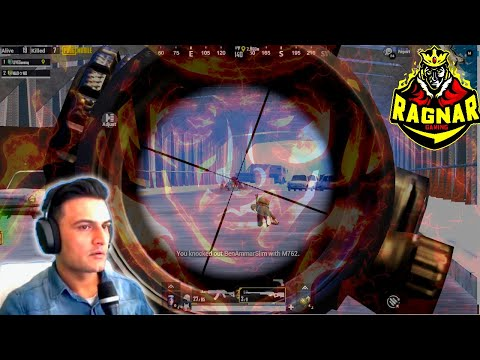 RAGNAR´s AWM QUICK SCOPE - CLUCTH EXE - SQUAD WIPES - RUSH GAMEPLAY PUBG MOBILE PAKISTAN