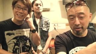 ジェームス加入後の挨拶動画!
