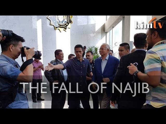 Quickiepedia: The fall of Najib: The first 30 days