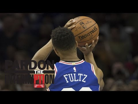 How concerned should the Sixers be with Markelle Fultz's shot? | Pardon The Interruption | ESPN