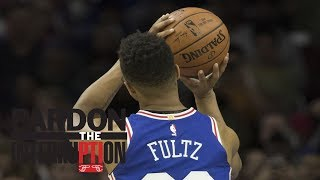 How concerned should the Sixers be with Markelle Fultzs shot  Pardon The Interruption  ESPN