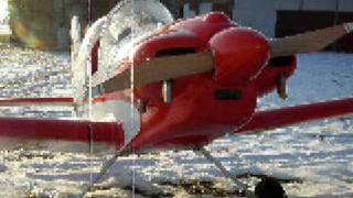 corby starlet cj1 neve sul campo