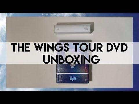 Unboxing | BTS The Wings Tour Concert DVD 2017