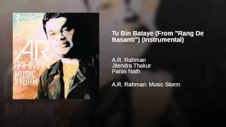 "Tu Bin Bataye (From ""Rang De Basanti"") (Instrumental)"