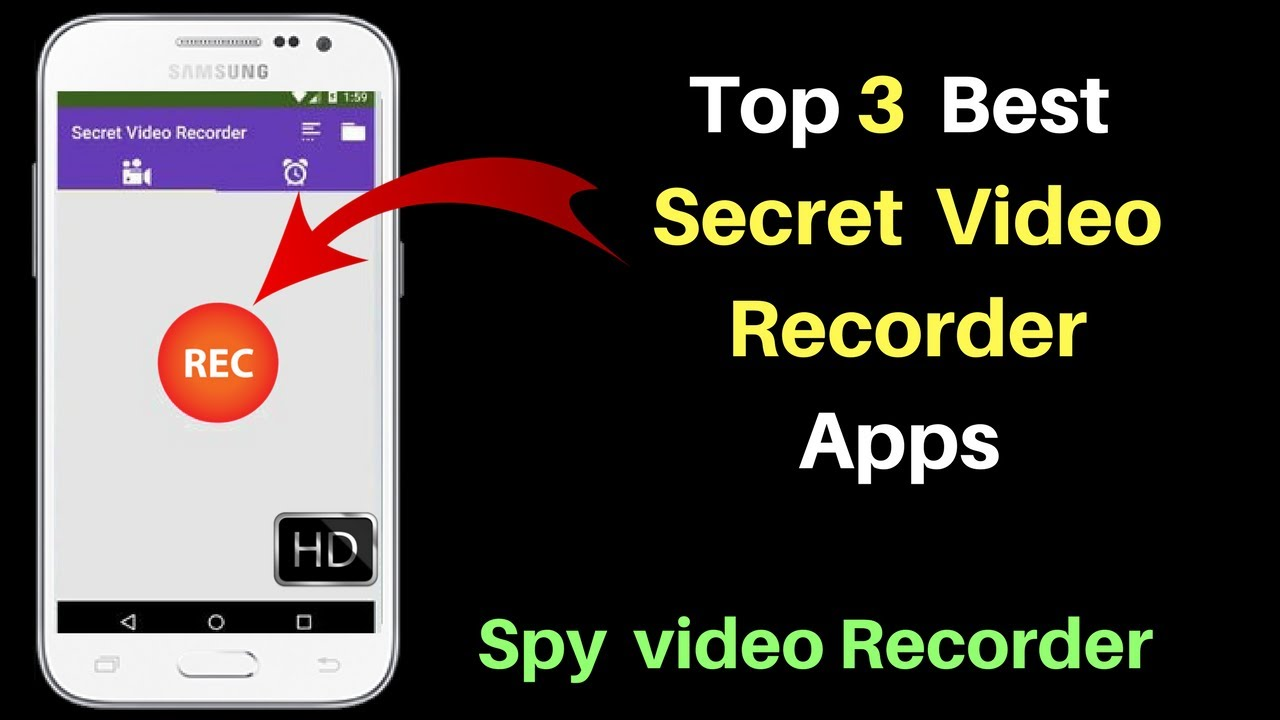 android spy video record