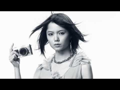 宮崎あおい OLYMPUS PEN CM / Aoi Miyazaki Olympus Pen E-P1 CM