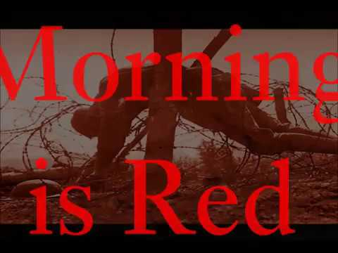 MORNING IS RED Louise Jameson